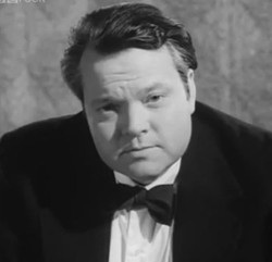 Orson Welles, years later