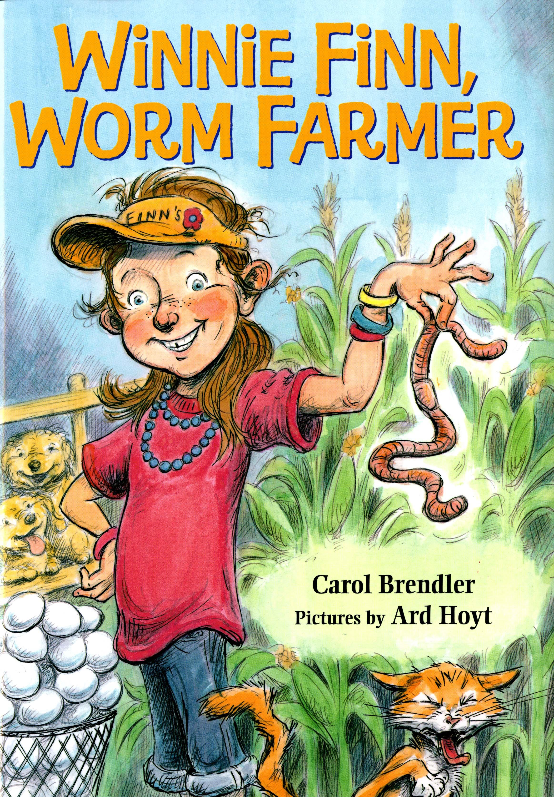 Winnie Finn, Worm Farmer