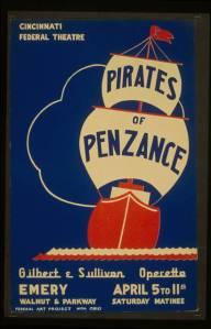 Cincinnati WPA production, 1937