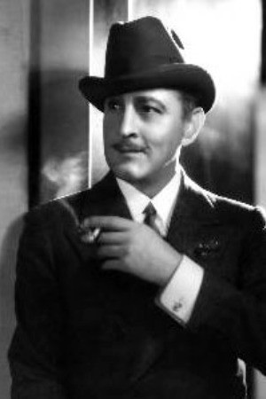 Actor John Barrymore