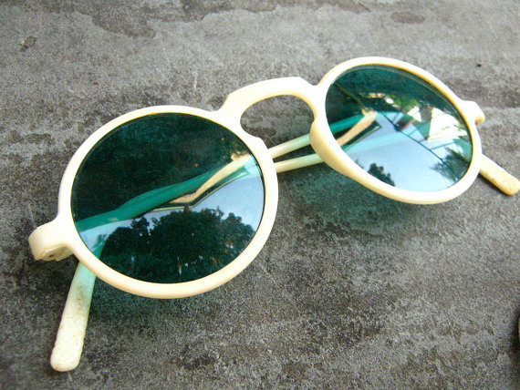 Bakelite (?) Sunglasses from the 1930s