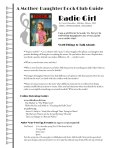 Book Club Guide for RADIO GIRL