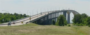 Sam Houston Waterway Bridge