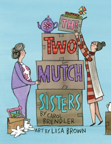 Two Mutch Sisters cover image
